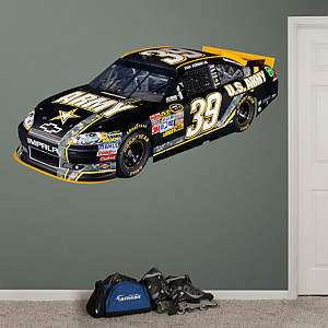 Ryan Newman #39 Army Car 2012 Fathead Wall Decal