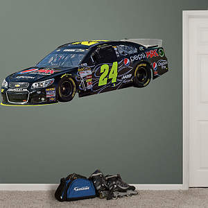 Jeff Gordon #24 PepsiMax Car 2013 Fathead Wall Decal