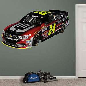 Jeff Gordon #24 Drive to End Hunger Car 2014 Fathead Wall Decal