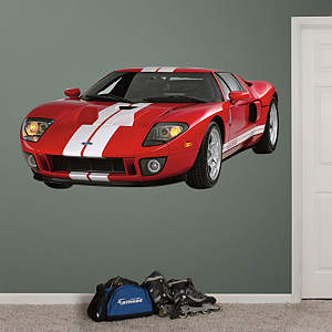 Ford GT  Fathead Wall Decal