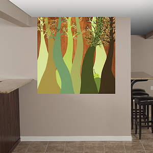 mylo by Melissa Moss Fathead Wall Decal
