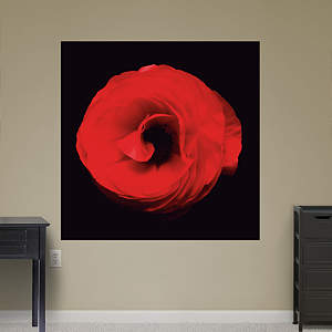 Ranunculus #7 by Christopher Beane Fathead Wall Decal
