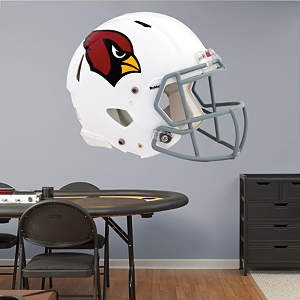 Arizona Cardinals Helmet Fathead Wall Decal