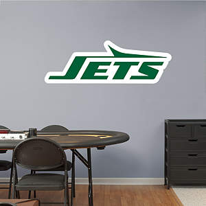 New York Jets Classic Logo Fathead Wall Decal