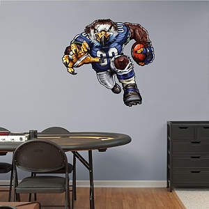 Sinister Seahawk Fathead Wall Decal