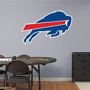 Buffalo Bills Logo Fathead Wall Decal