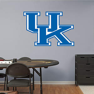 Kentucky Wildcats Logo Fathead Wall Decal
