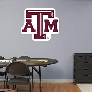 Texas A&M Aggies Logo Fathead Wall Decal