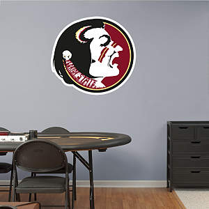 Florida State Seminoles Logo Fathead Wall Decal