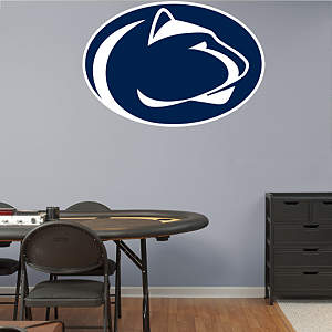 Penn State Nittany Lions Logo Fathead Wall Decal