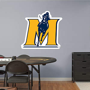 Murray State Racers Logo Fathead Wall Decal