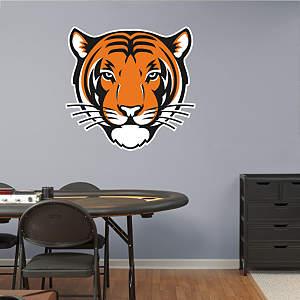 Princeton Tigers Logo  Fathead Wall Decal