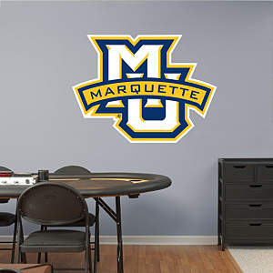 Marquette Golden Eagles Logo Fathead Wall Decal