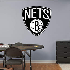 Brooklyn Nets Logo Fathead Wall Decal