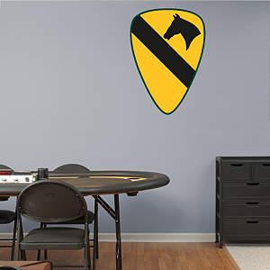1st Cavalry Insignia Logo Fathead Wall Decal