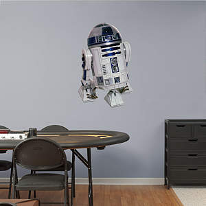 R2-D2 Fathead Wall Decal