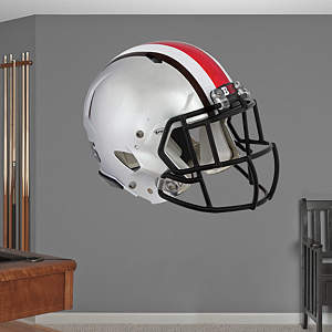 Ohio State Buckeyes Rivalry Helmet Fathead Wall Decal