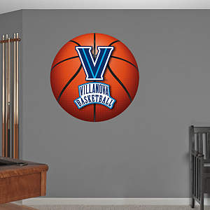 Villanova Wildcats Basketball Logo Fathead Wall Decal