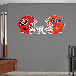 Florida - Georgia Rivalry Pack Fathead Wall Decal