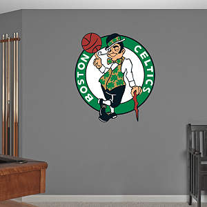 Boston Celtics Logo Fathead Wall Decal