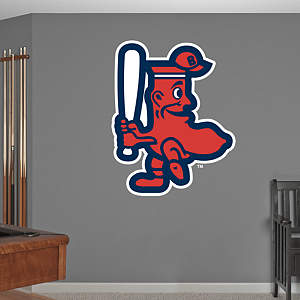 Boston Red Sox Classic Logo Fathead Wall Decal