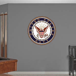 United States Navy Seal Fathead Wall Decal
