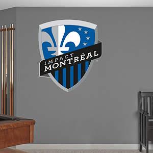 Impact Montreal Logo Fathead Wall Decal