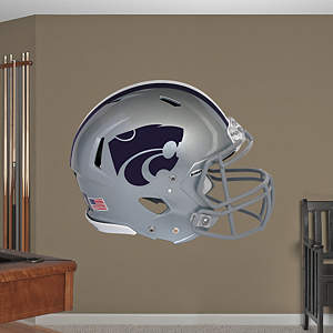 Kansas State Wildcats Helmet Fathead Wall Decal