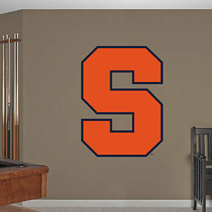 Syracuse Orange 2012 Logo Fathead Wall Decal
