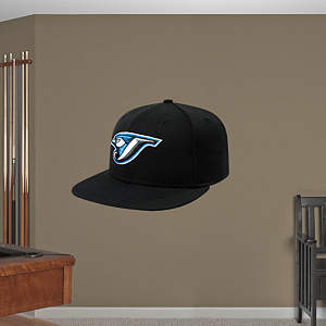 Toronto Blue Jays Cap Fathead Wall Decal
