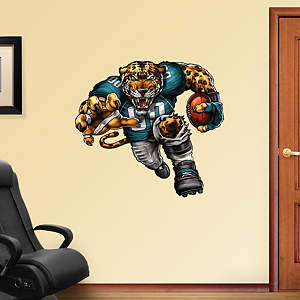 Joltin' Jaguar Fathead Wall Decal