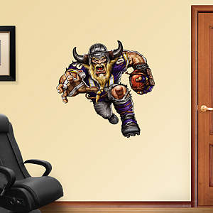 Vicious Viking Fathead Wall Decal
