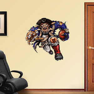 Powerhouse Patriot Fathead Wall Decal