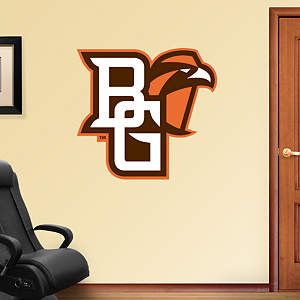 Bowling Green Falcons Logo Fathead Wall Decal