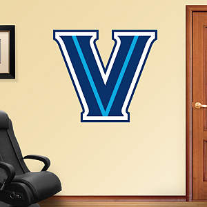 Villanova Wildcats Logo Fathead Wall Decal