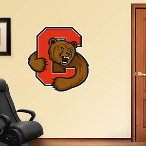 Cornell Big Red Logo Fathead Wall Decal