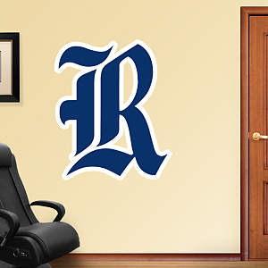 Rice Owls Logo Fathead Wall Decal