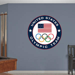 US Olympic Team 2012 Logo  Fathead Wall Decal