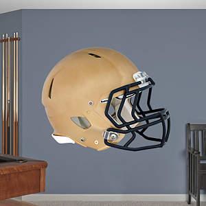 U.S. Naval Academy Helmet Fathead Wall Decal