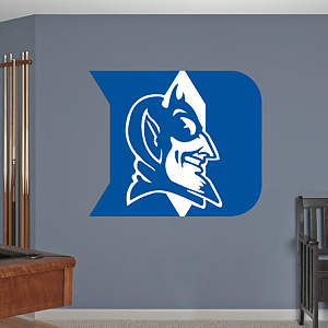 Duke Blue Devils Logo Fathead Wall Decal