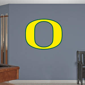 Oregon Ducks Logo Fathead Wall Decal