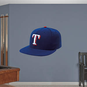 Texas Rangers Cap Fathead Wall Decal