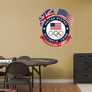 US Olympic Team - London 2012 Fathead Wall Decal