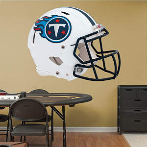 Tennessee Titans Helmet Fathead Wall Decal
