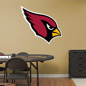 Arizona Cardinals Logo Fathead Wall Decal