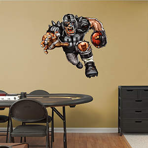 Rabid Raider Fathead Wall Decal