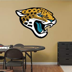 Jacksonville Jaguars Logo Fathead Wall Decal