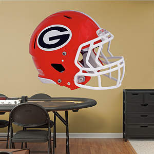 Georgia Bulldogs 2012 Helmet  Fathead Wall Decal