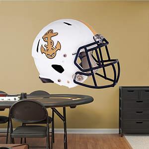 U.S. Naval Academy Pro Combat Helmet Fathead Wall Decal