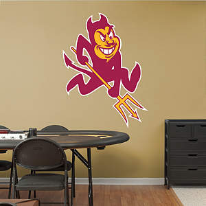 Arizona State Sun Devils Logo Fathead Wall Decal
